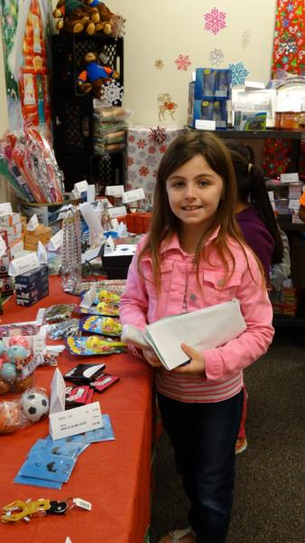 Holiday Gift Shop News West Glades School